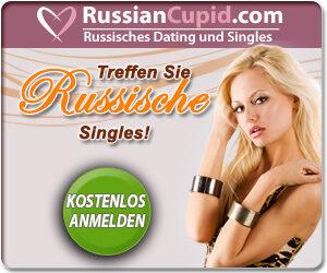 Russisch Dating Banner