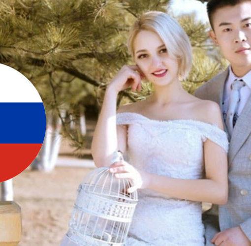 Russische frau treffen