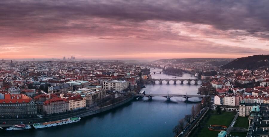 Nachtleben in Prag gefährlich