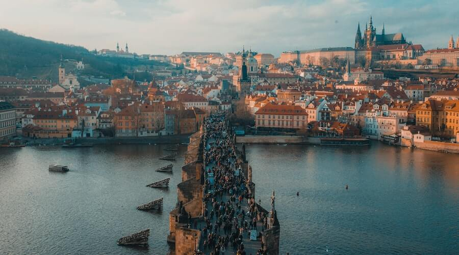 Tschechien Hauptstadt Prag